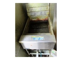 Pitco Fryer, SG18