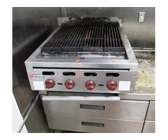 "Wolf 25"" Charbroiler"