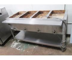 Duke Electric Steamtable