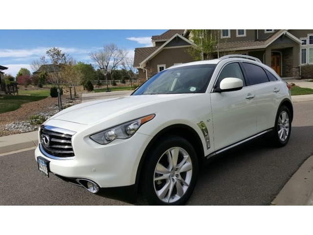 2014 Infiniti Qx70 Cars Dinosaur Colorado Announcement 69736