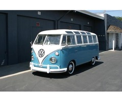 1965 Volkswagen BusVanagon Deluxe