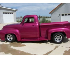 1955 Ford F-100 Hot Rod