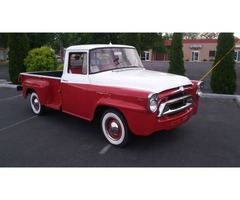 1959 International Harvester A110 PICKUP TRUCK A110