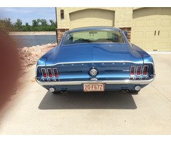 1967 Ford Mustang Code S