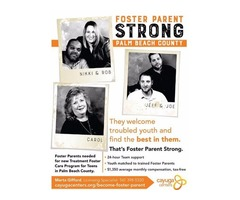 FOSTER PARENT TRAINING CLASSES