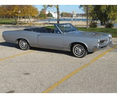 1966 Pontiac GTO (Original Numbers Matching)