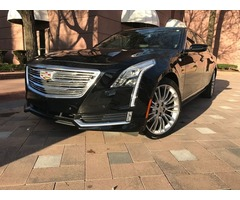2016 Cadillac CT6 Premium Luxury Sedan