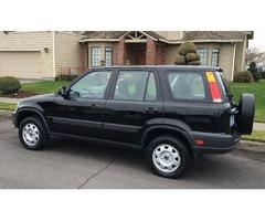 99 Honda CRV