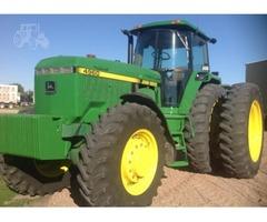 1993 John Deere 4960 Tractor For Sale