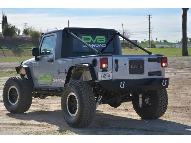 2015 Jeep Wrangler Truck Conversion