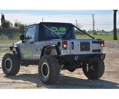 2015 Jeep Wrangler Truck Conversion