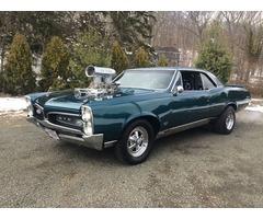 1967 Pontiac GTO Chrome