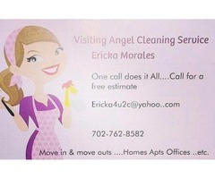 Visiting Angel Cleaning Service