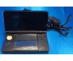 Nintendo 3DS Handheld Video Game System with Charger