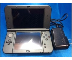 Nintendo 3DS XL Handheld Video Game System with Charger