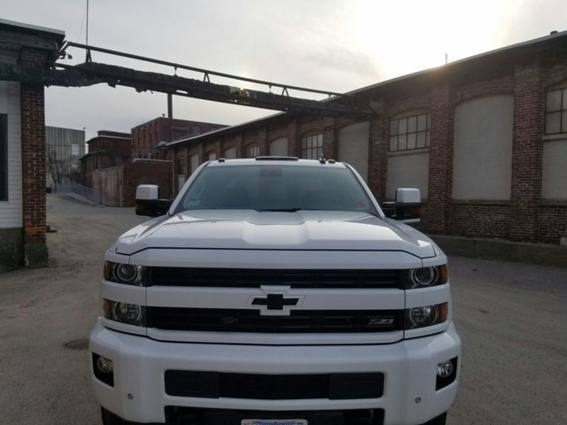 2015 Chevrolet Silverado 2500 Ltz Z71 Suvs South Chatham