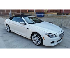 2012 BMW 6-Series 650i xDrive