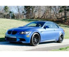 2013 BMW M3 Base Coupe