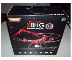 SYMA X8HG QUADCOPTER DRONE WITH 8MP CAMERA