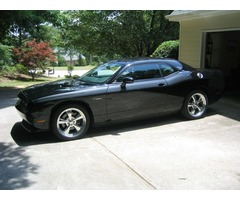 2012 Dodge Challenger Rt Classic