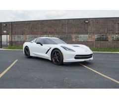 2014 Chevrolet Corvette Stingray Z51 LT2