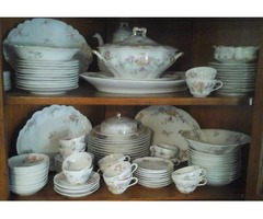 LIMOGES CHINA - Over 100 pieces