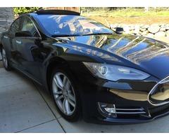 2014 Tesla Model S S85
