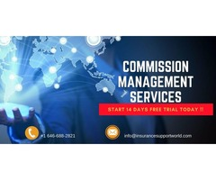 Commission Management Services | Start 14 Days Free Trial !