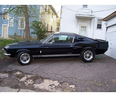 1967 Ford Mustang Shelby Trim