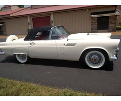 1956 Ford Thunderbird Convertible | free-classifieds-usa.com