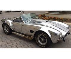 1965 Shelby Kirkham Cobra Roadster
