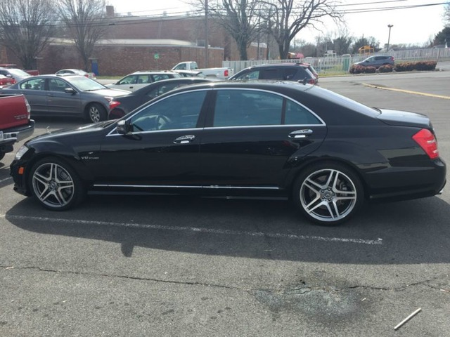 2012 Mercedes Benz S Class S65 Amg V12 Biturbo Cars Chattanooga