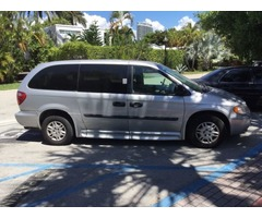 2007 Dodge Grand Caravan Braun Entervan