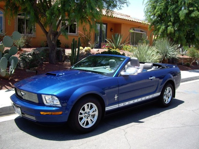 2008 Ford Mustang Convertible Cabriolet Phillipsville