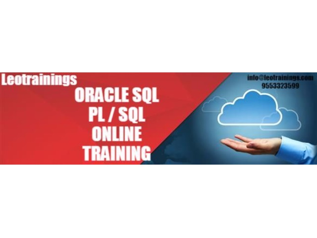 Oracle SQL Online Training Course In USA