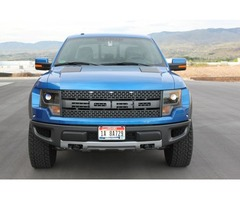 2013 Ford F-150 SVT Roush Raptor