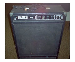 Guitar and Bass amps