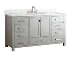 "New 60"" bathroom vanity cabinet"