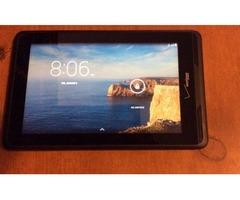 Verizon Ellipis 7 tablet