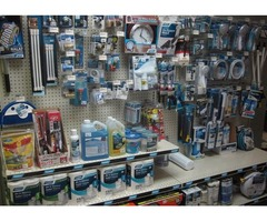 RV Motorhome and Camper Parts