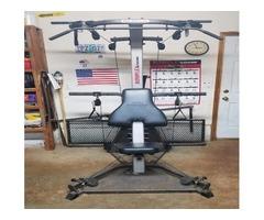 Bowflex exercise machine