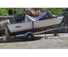 classic boat in beautiful condition 1962 cruisers inc