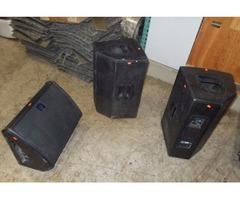 DB Technologies FLEXSYS FM12 Speakers & Misc