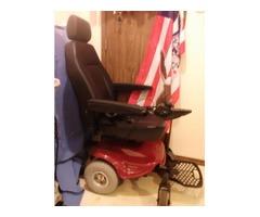 Shoprider Streamer Sport (medical power wheelchair)