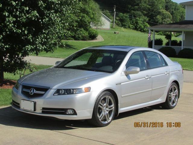 2008 Acura Tl Cars Paris Ohio Announcement 70952