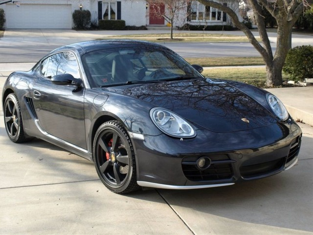 2006 Porsche Cayman S Sports Cars Southfield Michigan
