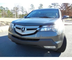 2007 Acura MDX ENTERTAINMENT DVD