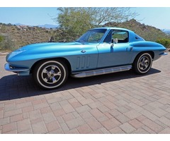 1966 Chevrolet Corvette Air Coupe