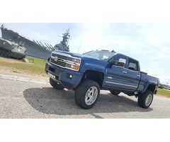 2015 Chevrolet Silverado 2500 High Country Crew Cab