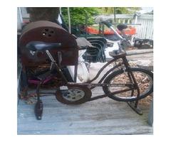 Vintage Schwinn Exerciser stationary exercise bike